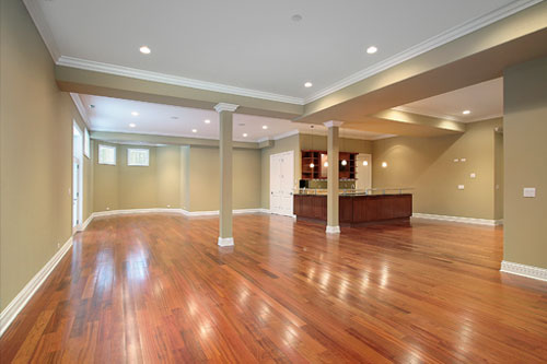 basement rental