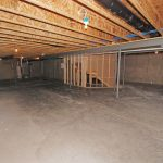 unfinished basements